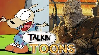 Rocko's Thor Ragnarok Life (Talkin' Toons w/ Rob Paulsen)