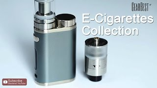 Eleaf iStick Pico Mod Kit & Geekvape Avocado 24 RDTA Atomizer Unboxing - Gearbest.com