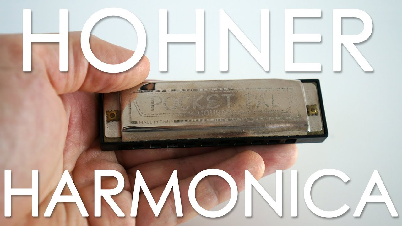 Hohner Pocket Pal C Harmonica