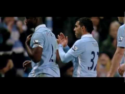 Tevez Job Manchester City vs Chelsea 2-1