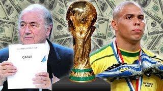 Top 5 World Cup Conspiracies | Qatar 2022, Ronaldo & Brazil 2014
