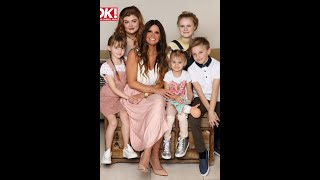 KERRY Katona and Brian McFadden's two daughters didn't get close to his second wife.