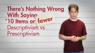 There's Nothing Wrong With Saying