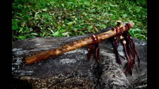 Native American Flute in F /Флейта Индейцев