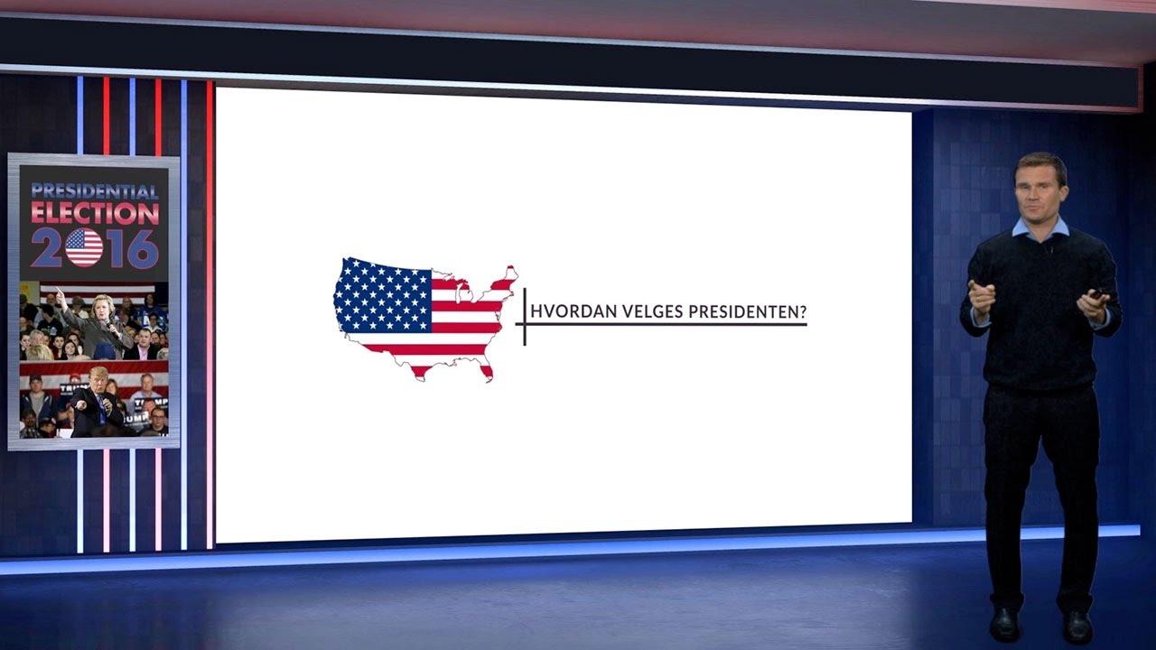 Det amerikanske valgsystemet