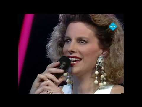 1989 Greece: Marianna Efstratiou - To diko sou asteri (9th place at ESC in Lausanne/Switzerland)