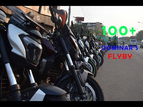 DOMINAR 400 MARCH | FLYBY | SLOW RACE | AGILITY TEST | AND MORE | CHENNAI
