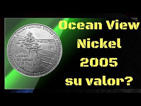 Cuanto vale un nickel  de 2005 (Ocean View)