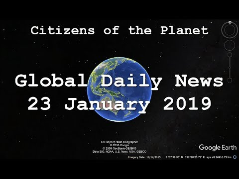 Today's News - 23.01.19