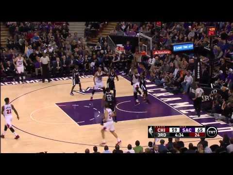 Chicago Bulls vs Sacramento Kings | November 20, 2014 | NBA 2014-15 Season