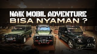 Adventure Kian Nyaman Dengan MBtech