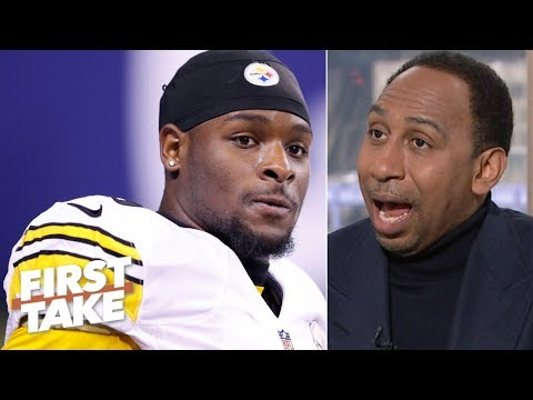 Le'Veon Bell failed to establish a new category for multi-use players – Stephen A.   First Take