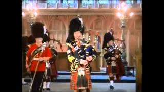 Highland Cathedral(Dunblane) -Bagpipes and drums