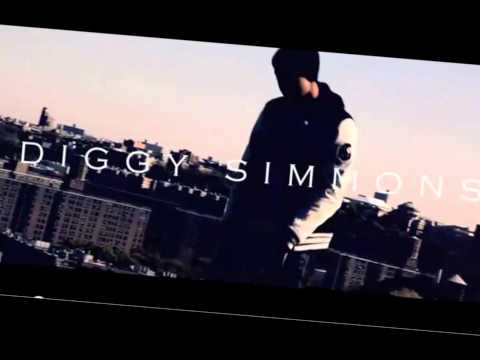 Diggy Simmons - Shook ones