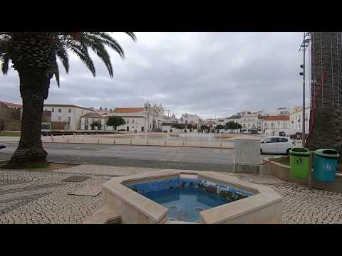 Algarve Walks - The Bensafrim River to the Historic Forts in Lagos, Portugal