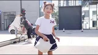 Летний комплект для девочек одежда в школьном стиле из чистого хлопка детская школьная форма модный