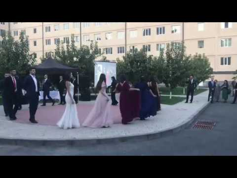 Осенний бал 2018 в Филиале МГУ в Ереване