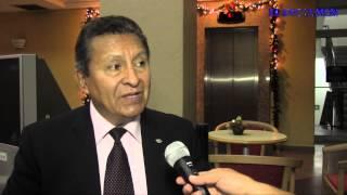 Presenta El Dr. Carlos Mendoza El Producto  Nmunocal