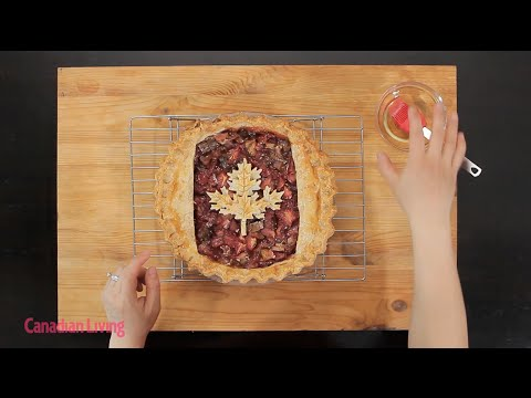 How To Make A Canada Day Pie   Canadian Living