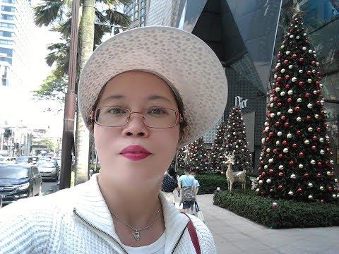 SIGHT SEEING around Jalan Ampang, Bukit Bintang, Lot 10, Jalan Imbi Kuala Lumpur Malaysia