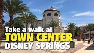 Newly Opened Town Center Walk-Around | Disney Springs