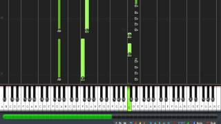 Rihanna - Unfaithful [piano]
