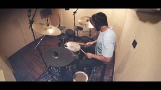 Hybrid drum kit | Gianna Nannini - Battiti e Respiri | Nawaz Hussain