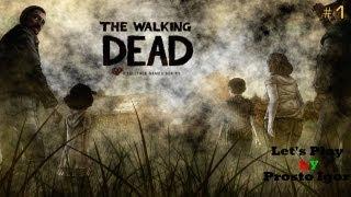 видео The Walking Dead: Episode 1 - A New Day: дата выхода, системные требования