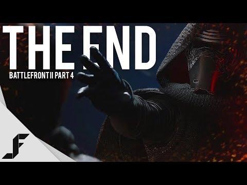 THE END - STAR WARS BATTLEFRONT 2 CAMPAIGN WALKTHROUGH Part 4 (Ending)