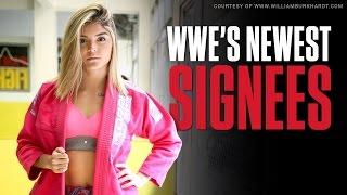 Was ihr über die jüngsten WWE Neuverpflichtungen wissen müsst