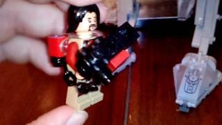 Лего звездные войны набор по фильму изгой один 75153 АТ-ST Walker