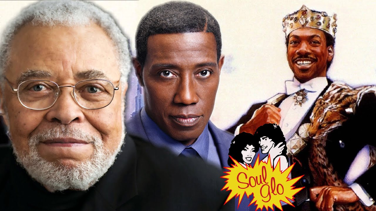 James Earl Jones and Wesley Snipes Casted In Coming 2 America!