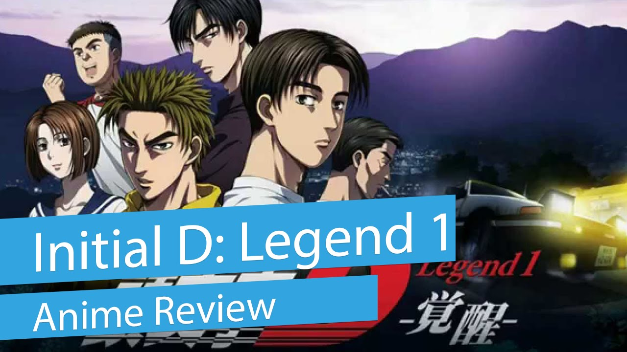 Initial d legend 1 anime review