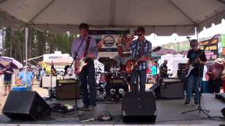 The Meyer Brothers Band with Austin Young - Johnny B. Goode cover