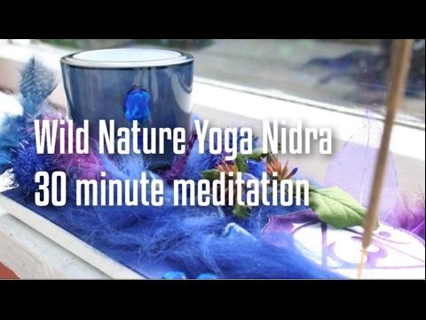 Yoga Nidra meditation 4 - to connect to your natural self