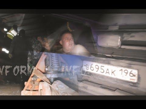 Стук из кабины фуры. Водитель был разбужен ночью в Сургуте