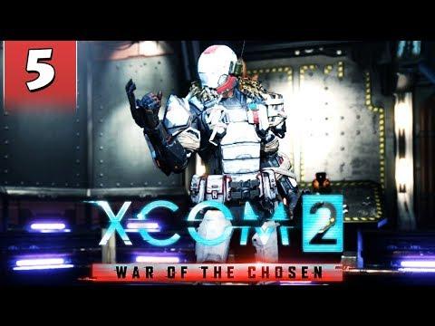 XCOM 2 War of the Chosen #5 - RESCUING PRATAL MOX