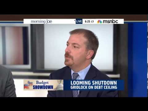 Sen. Pat Toomey discusses Obamacare on Morning Joe