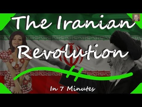 The Iranian Revolution In 7 Minutes