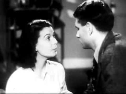 Vivien Leigh screentest with Laurence Olivier for Rebecca