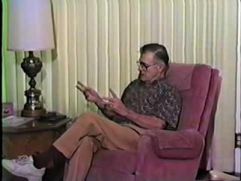 William Thomas Burtt Sr World War II POW Interview