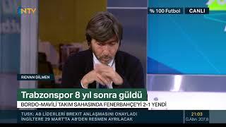 Rıdvan Dilmen: ''Fıkra diye anlat!'' (25 Kasım 2018)