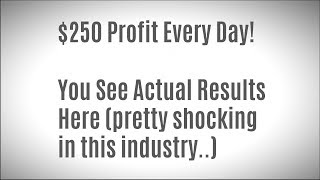 $250 Online Every Day Review Bonus - $250 Profit Per Day Coures By Cameron and Kenny