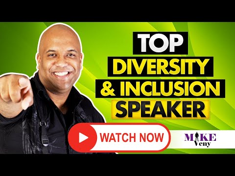 Top Diversity and Inclusion Speaker on Mental Health - 2020 (Actionable!)