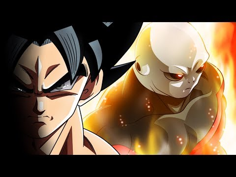 Super Saiyan Blue Kaioken X20 Goku Vs Jiren Dragon Ball Supe