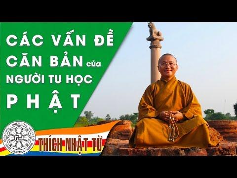 Các vấn đề căn bản của người tu học Phật (2/1/2011)