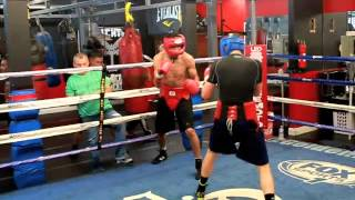 Former IBF lightweight champ Miguel Vazquez