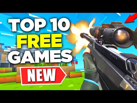 TOP 10 Free PC Games 2020  2021 (NEW)