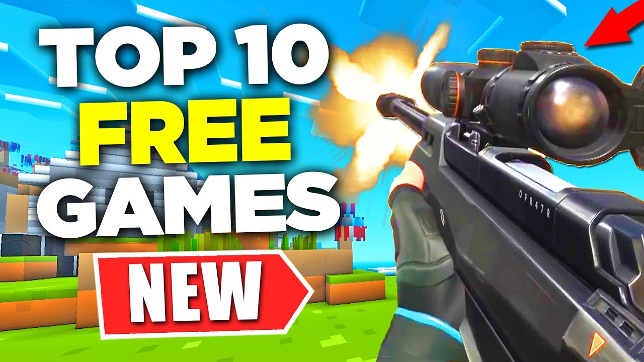 TOP 10 Free PC Games 2020 – 2021 (NEW)