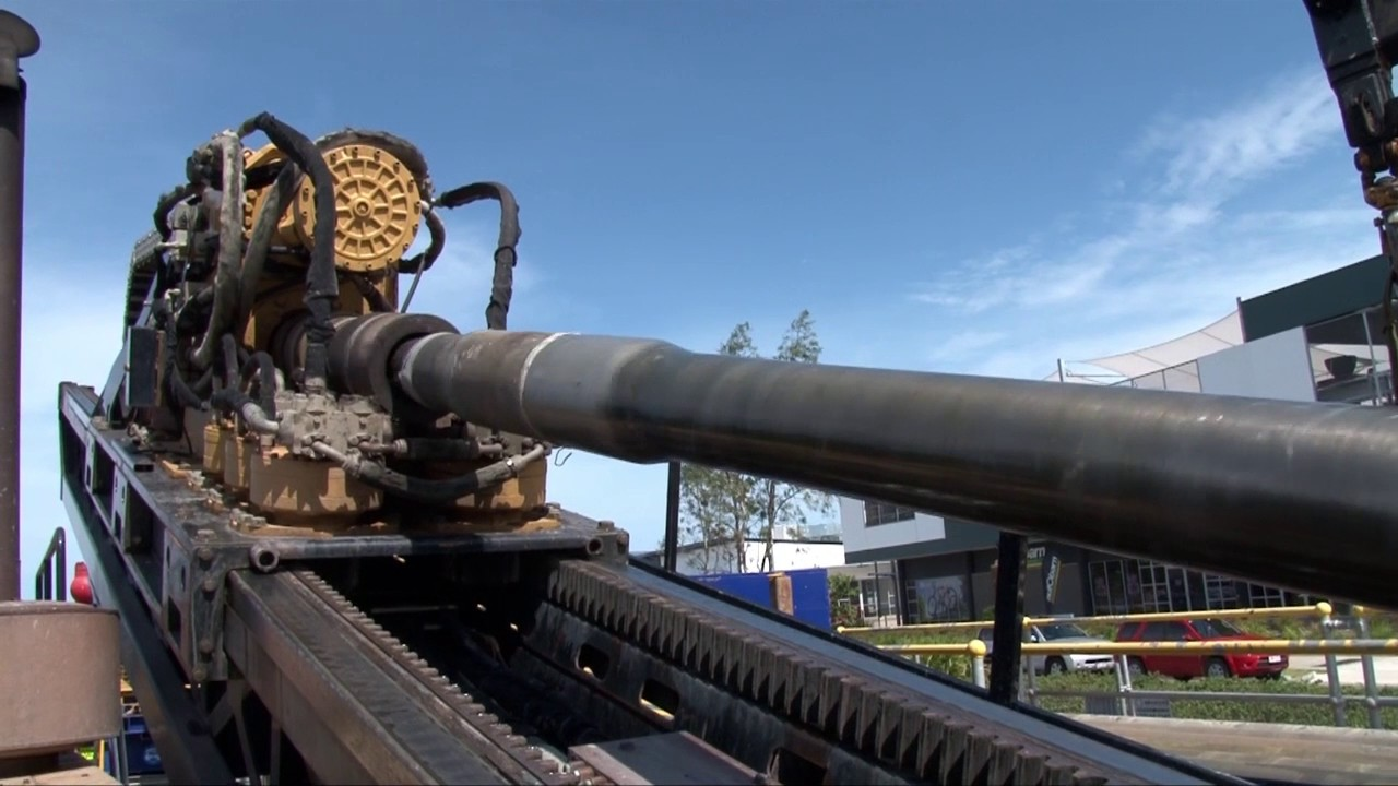 Pipeline Drillers - Horizontal Directional Drilling (HDD) Pull Back